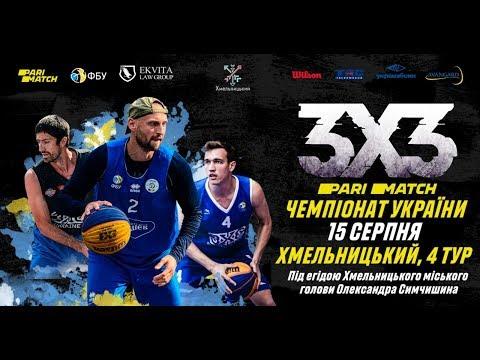 Чемпіонат України 3х3,