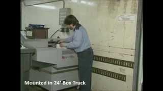 Entry Level Mobile Shred Truck Video from Ameri-Shred