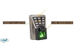 System kontroli dostępu biometrycznego PNI Finger 300