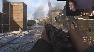 OpTic Pamaj - The Scopeless WWII Sniper