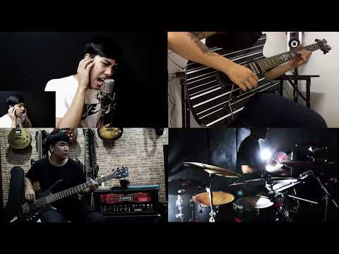 Avenged Sevenfold - Hail To The King Band Cover By Advantage Sevenking