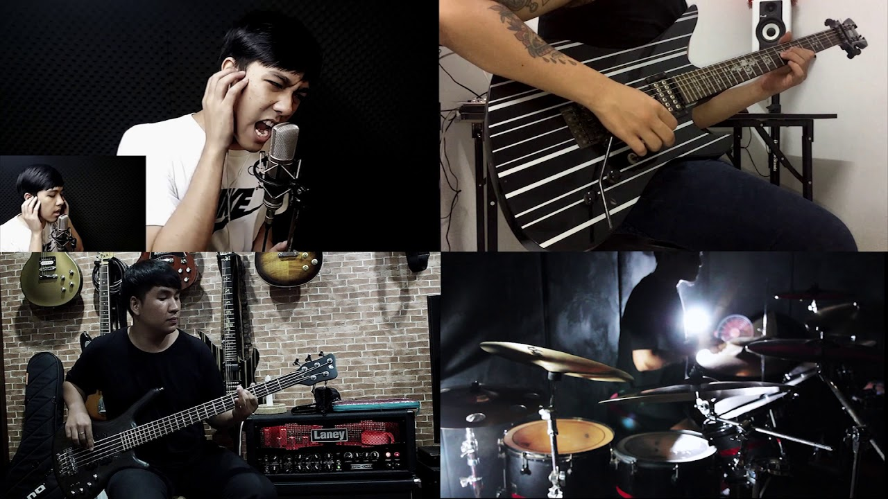 avenged sevenfold hail to the king band cover by advantage sevenking youtube. Black Bedroom Furniture Sets. Home Design Ideas