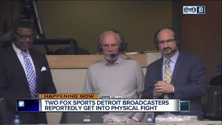 Report: Tigers broadcast duo Impemba, Allen involved in physical altercation