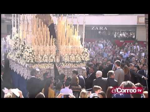 Virgen del Rosario Polígono San Pablo Campana 2015