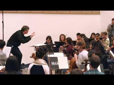Gerard Schwarz Masterclass at The Hartt School