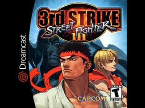 Song Street fighter iii 3rd strike online edition soundtrack