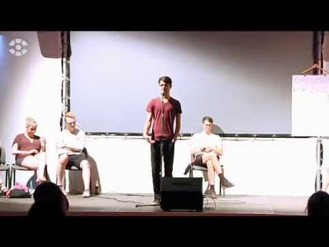 David Klein - Dresden (Poetry Slam) streaming vf