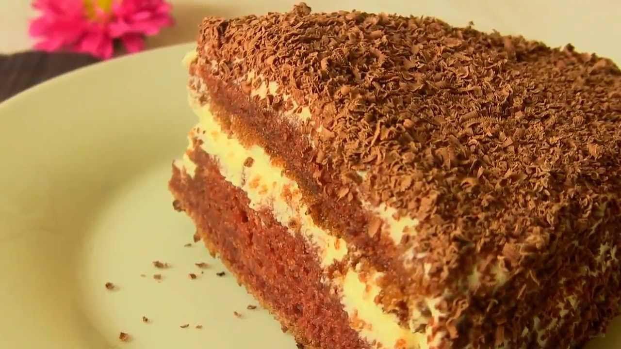 торт черный принц рецепт с видео приготовления на молоке
