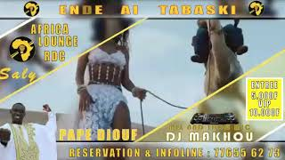 Lendemain Tabaski avec Pape Diouf a l'Africa Lounge