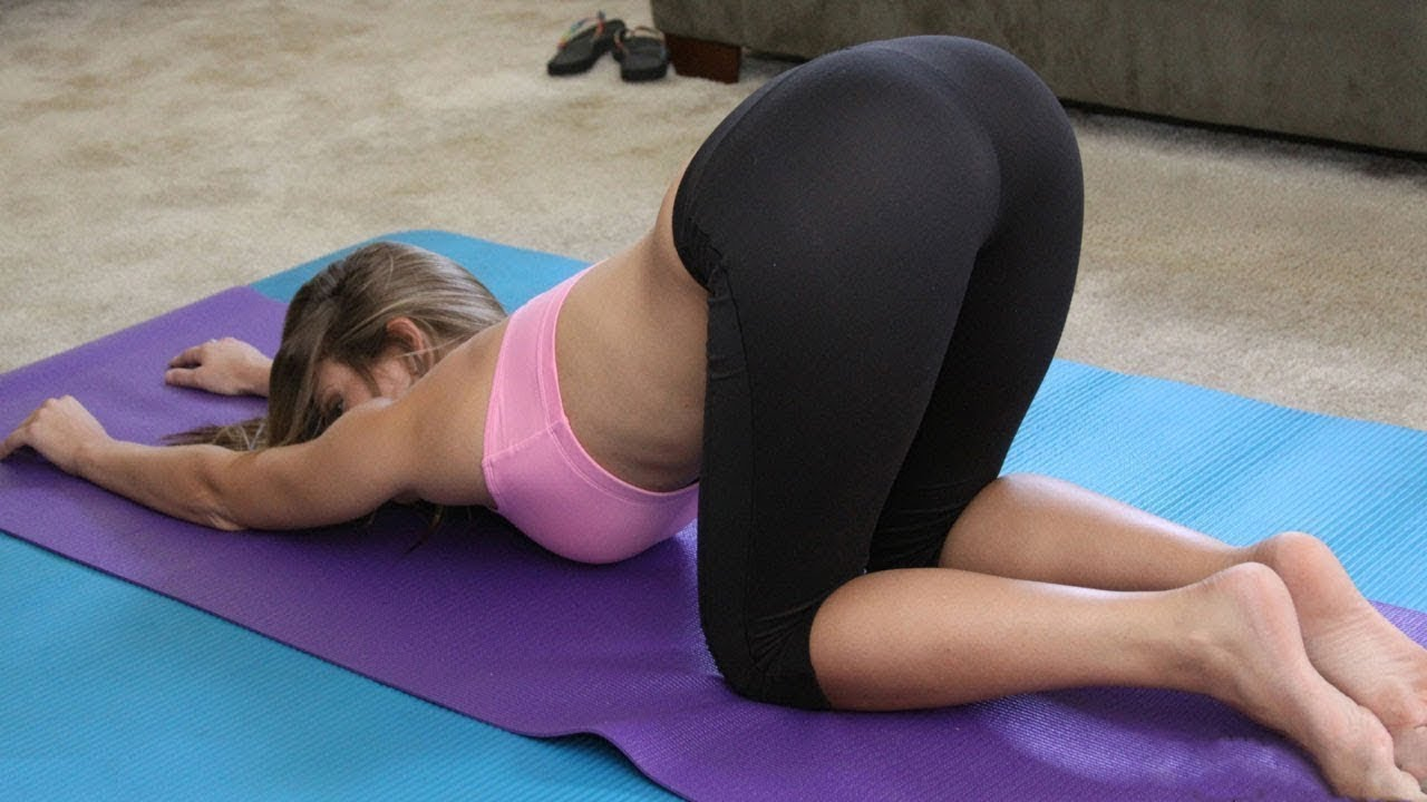 Naked yoga movies