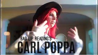 carl poppa bad lip reading music video jordy