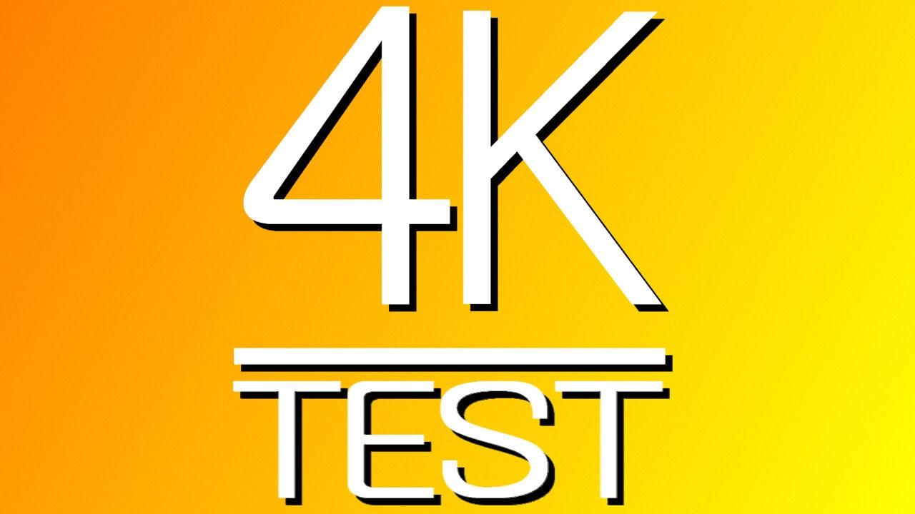 4k Video Demo Uhd 4k Resolution Test 4k Demo And