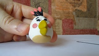 How To Make Clay Angry Birds - Matilda