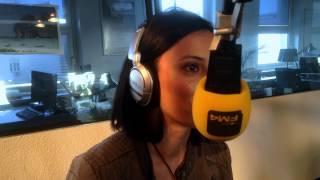 Laura M. Pana migrationlab on radioFM4 Vienna, Austria