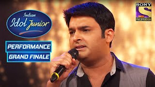 Kapil's Unmisssable Performance | Indian Idol Junior 2 | Grand Finale