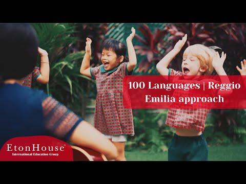 100 Languages   Reggio Emilia Approach