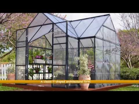 Palram Victory™ Orangery Greenhouse - Special Pack