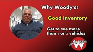 Ricky from Carrollton, MO shares his 2015 Chevrolet Equinox buying story at wowwoodys!
