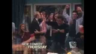 """Run of The House"" The WB Promo New Comedy  (Joey Lawrence)"