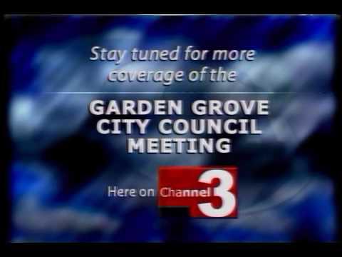 2017-02-14: City of Garden Grove City Council Meeting