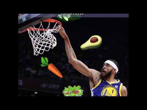The NBA's Vegan Players