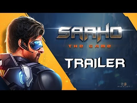 Saaho The Game Teaser | Prabhas | Shraddha Kapoor | Sujeeth | Ghibran | UV Creations