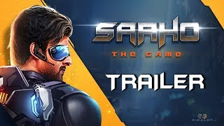Saaho The Game Trailer | Prabhas | Shraddha Kapoor | Sujeeth | Ghibran | UV Creations