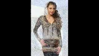 Вязание свитера для женщин