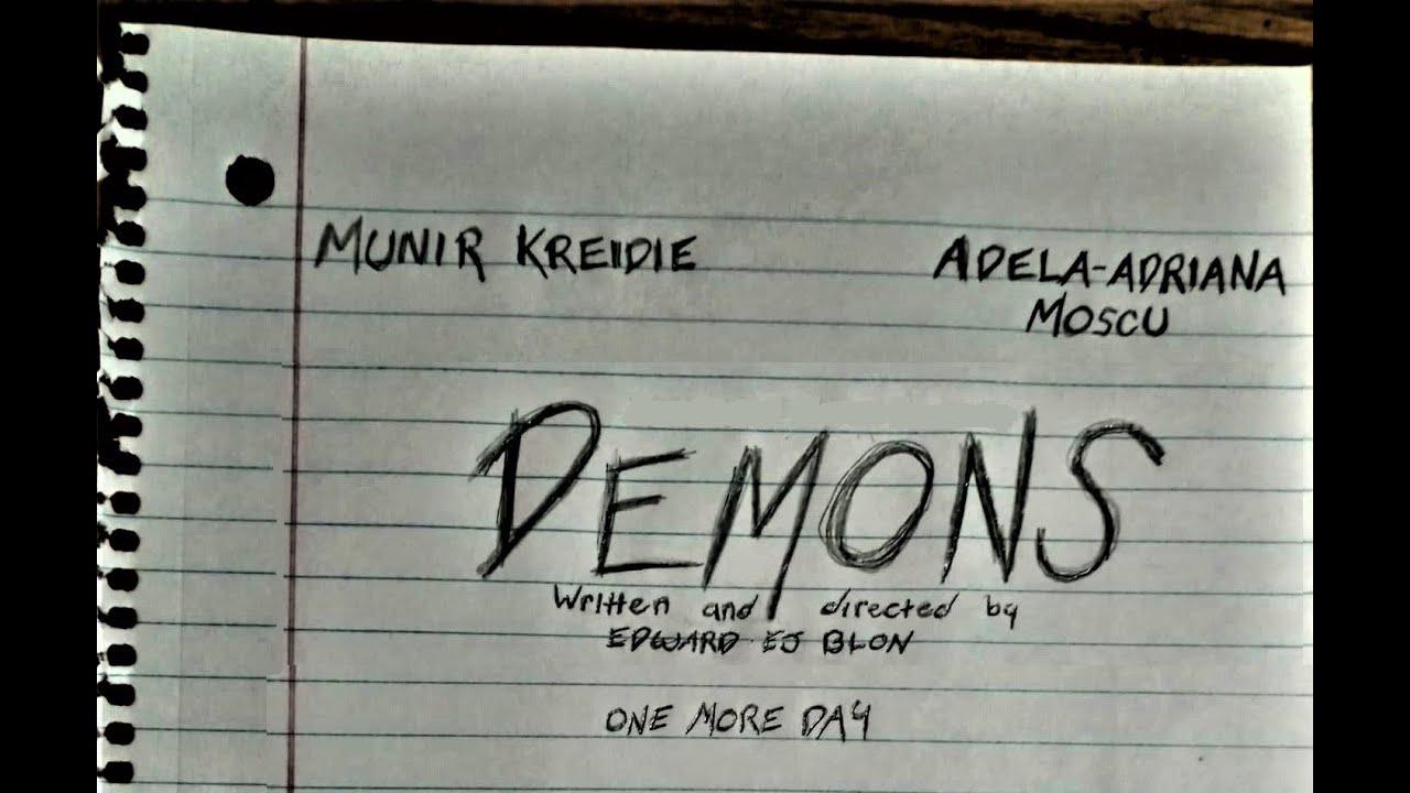 """Demons"" - Short Film (2020): My Rode Reel 2020"