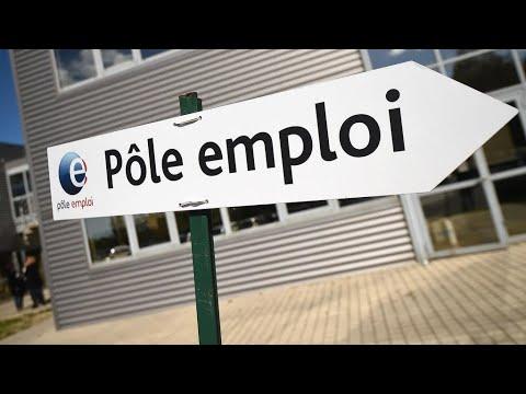 Covid-19 en France: hausse historique de 7,1 % du nombre de chômeurs en mars