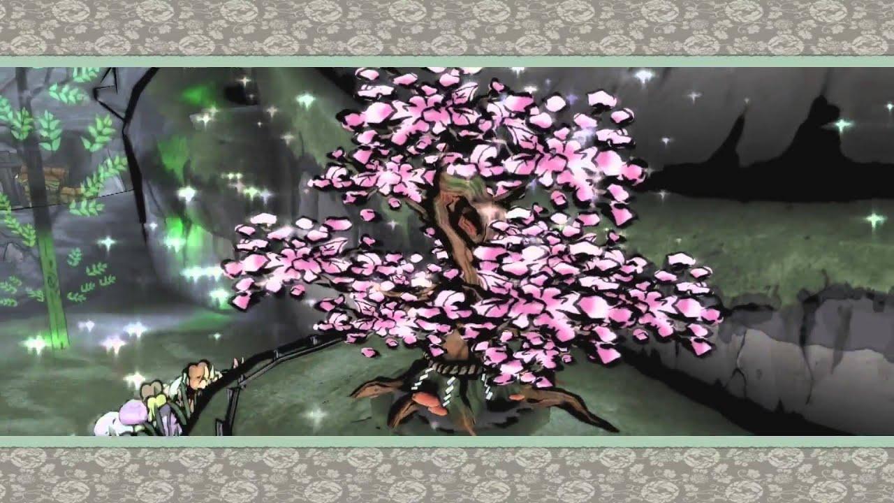 Okami Hd All Guardian Sapling Restorations Youtube
