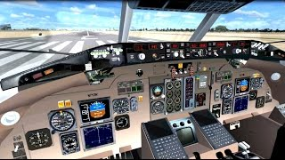 The BEST FREEWARE Aircraft for FSX! MD-83 Review