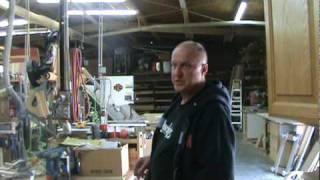 Tour Of Weber's Cabinets Wood Shop
