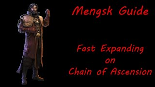 Mengsk Guide - Fast Expanding on Chain of Ascension