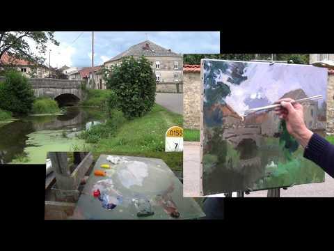José SALVAGGIO plein air painting 49 ReStart