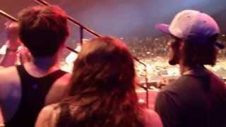 Performing with Aerosmith (BehindTheScenesFootage)