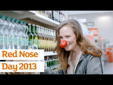 Red Nose Day | Sainsbury's Ad | Spring 2013