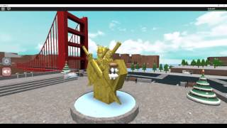 We Bare Bears Competition // ROBLOX Gameplay [WINNER!]