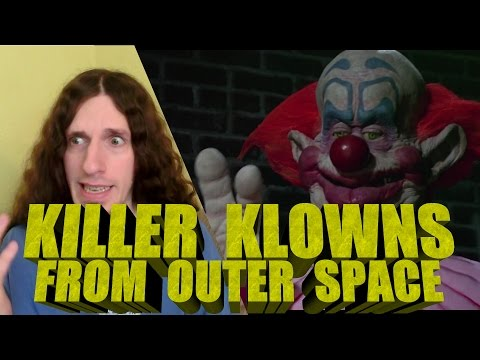 Killer Klowns From Outer Space Review