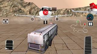 Airport Army Prison Bus 2017 Zaptim Games Free Fun & Action & Simulation Apps Android Gameplay