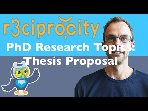 PhD Research Topics In Strategic Management - Thesis Proposal / Research Proposal Example