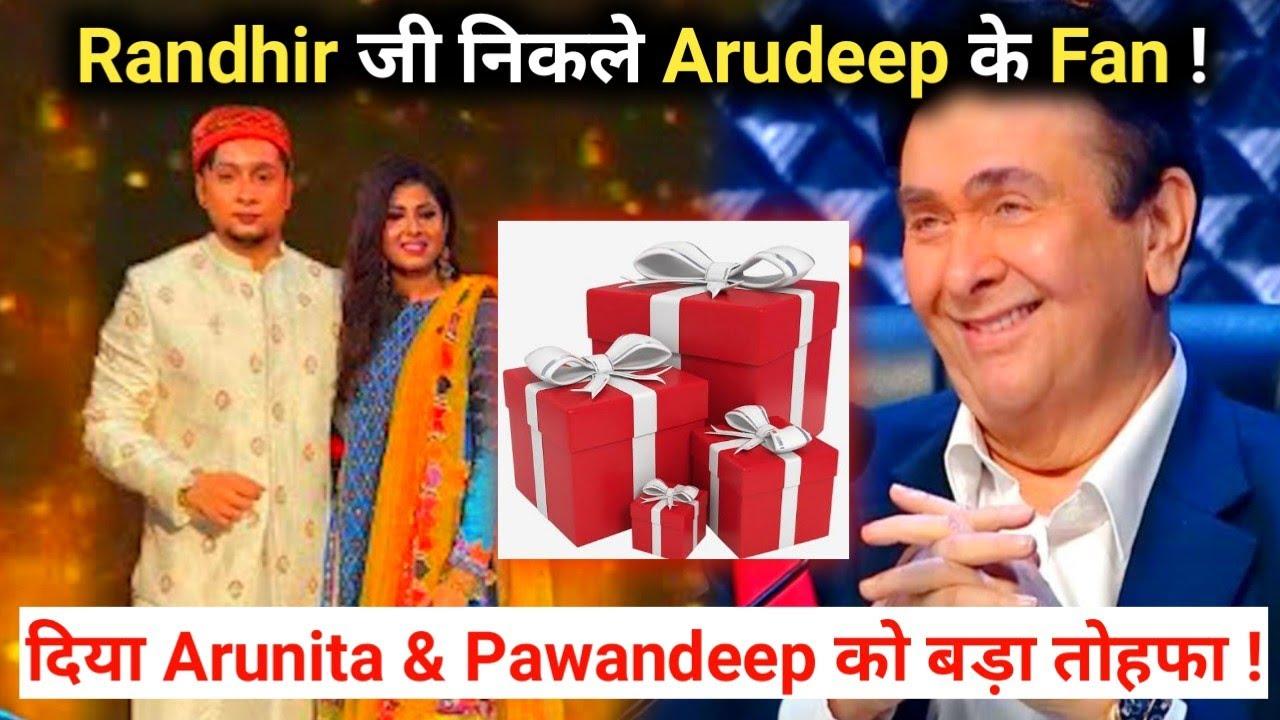 Indian Idol Season 12 Winner Randhir जी निकले Arudeep के Fan,दिया Arunita & Pawandeep को बड़ा तोहफा !
