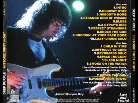 1984-11-27 - Perth, Australia (Historic First Night)