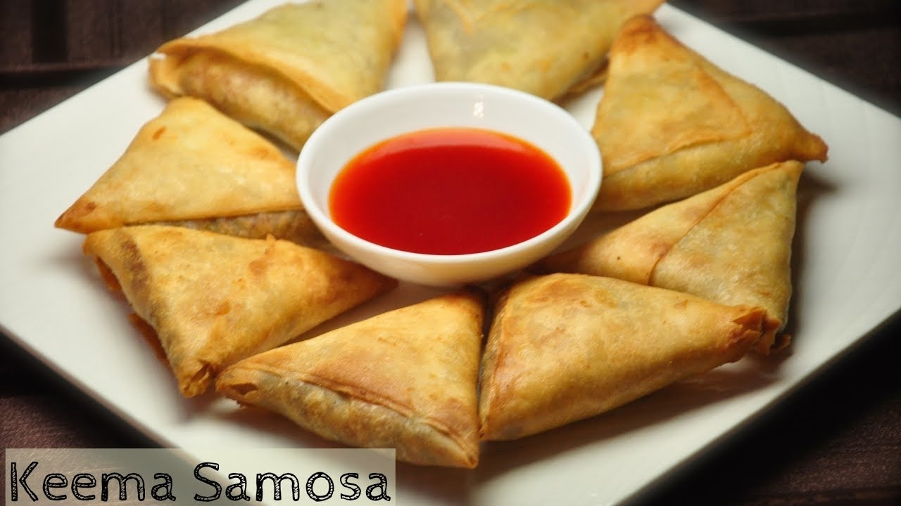 How to Make Meat Samosa picture
