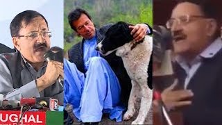 PML Q leader Major(r) Tahir Sadiq joins PTI