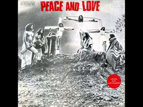 Peace and Love - Peace and Love 1973 (FULL ALBUM) [Jazz Rock]