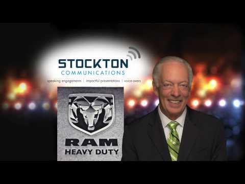 Dick Stockton Commercial for Dodge Ram Heavy Duty Trucks