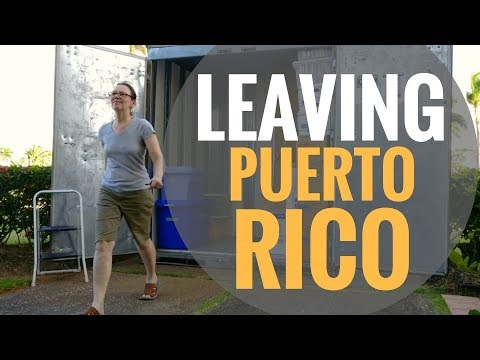 Moving from Puerto Rico to the States [Travlog Ep 17]