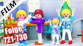 Playmobil Filme Familie Vogel: Folge 721-730 | Kinderserie | Videosammlung Compilation Deutsch