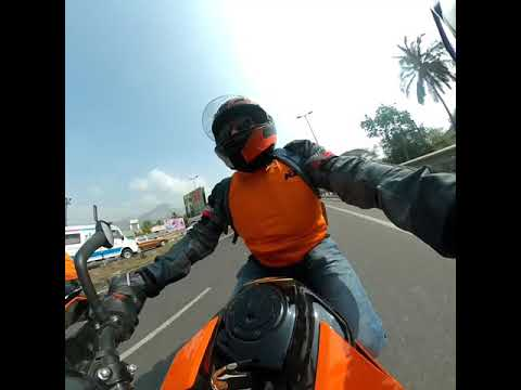 Ktm 390 Acceleration And High Speed Run. 🎧🔊